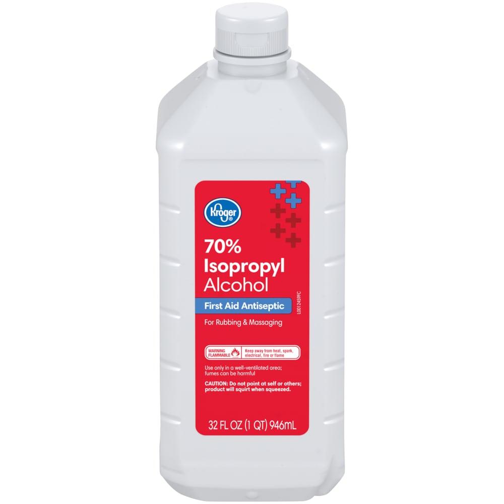 Dillons Food Stores - Kroger® Isopropyl 70% Alcohol, 32 fl oz