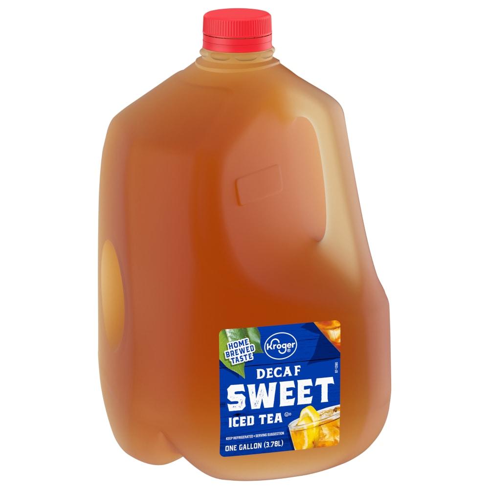Kroger Kroger Caffeine Free Sweetened Tea 1 Gal