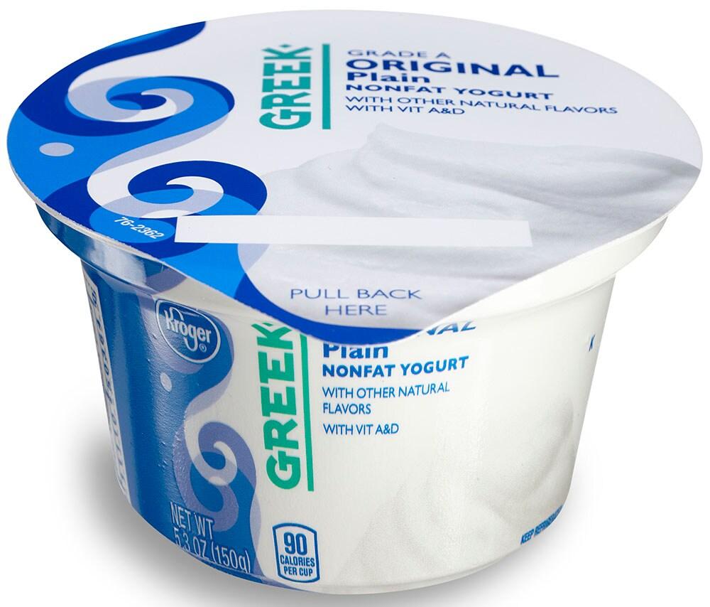 Original Plain Nonfat Greek Yogurt