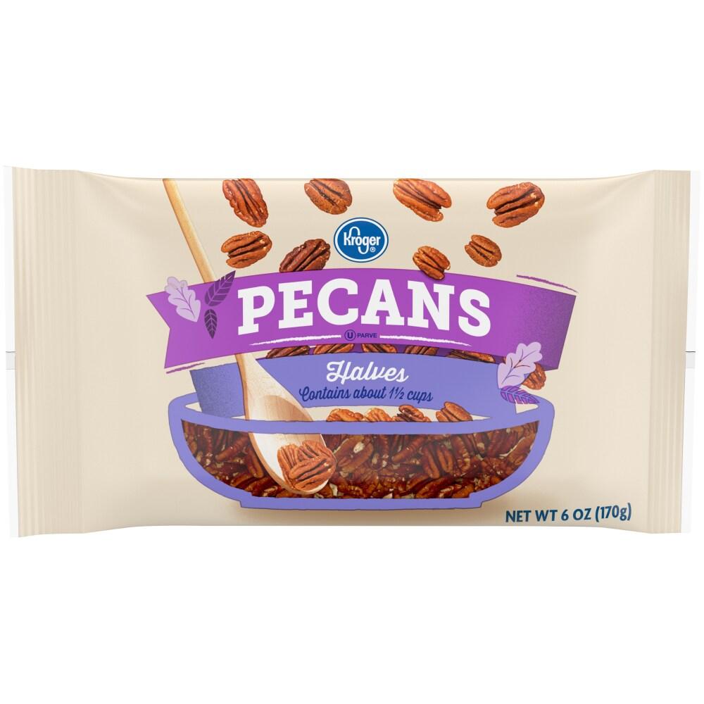 Kroger - Kroger® Pecan Halves, 6 oz