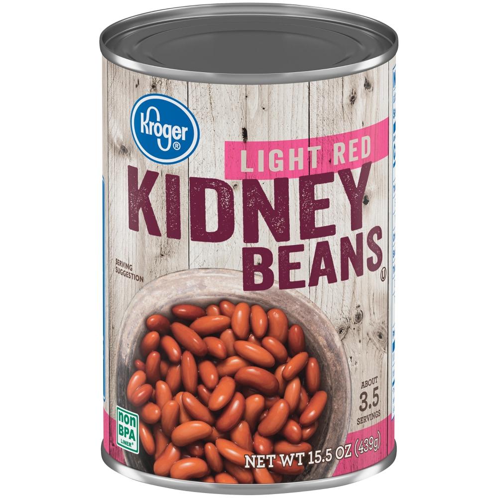 Ralphs Kroger Light Red Kidney Beans 15 5 Oz