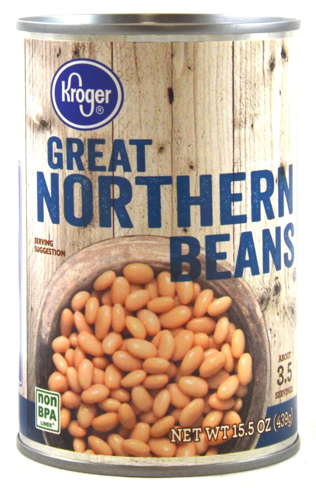 King Soopers Kroger Great Northern Beans 15 5 Oz
