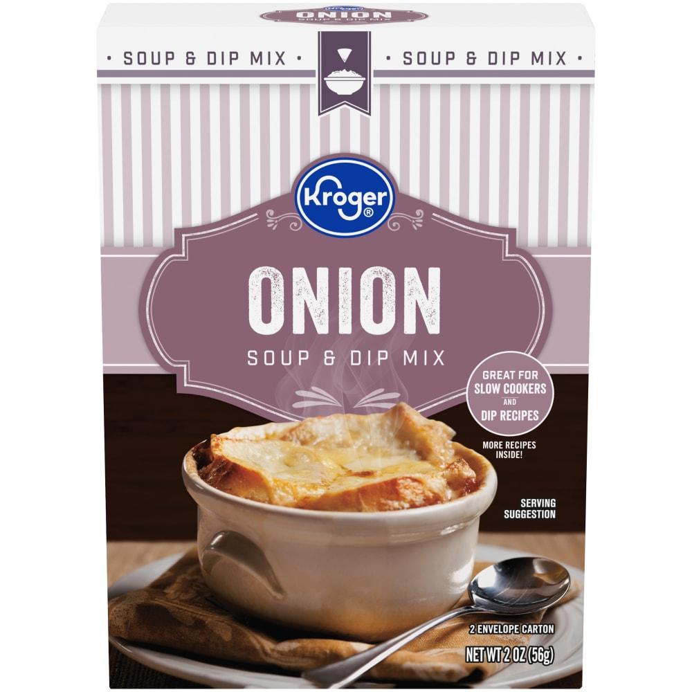 Kroger - Kroger® Onion Soup & Dip Mix, 2 oz