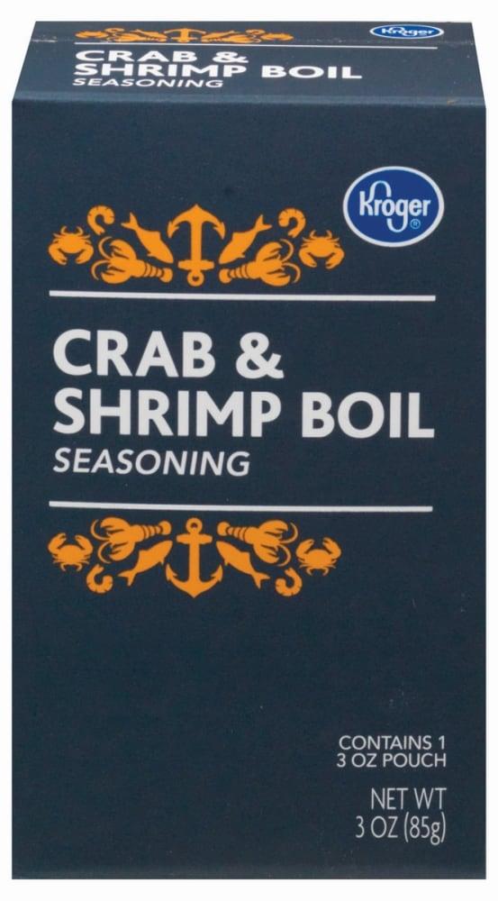 Smith S Food And Drug Kroger Crab Shrimp Boil Seasoning 3 Oz