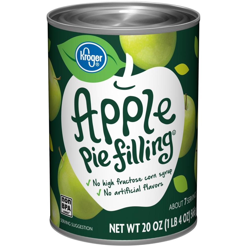 Kroger® Apple Pie Filling, 20 oz