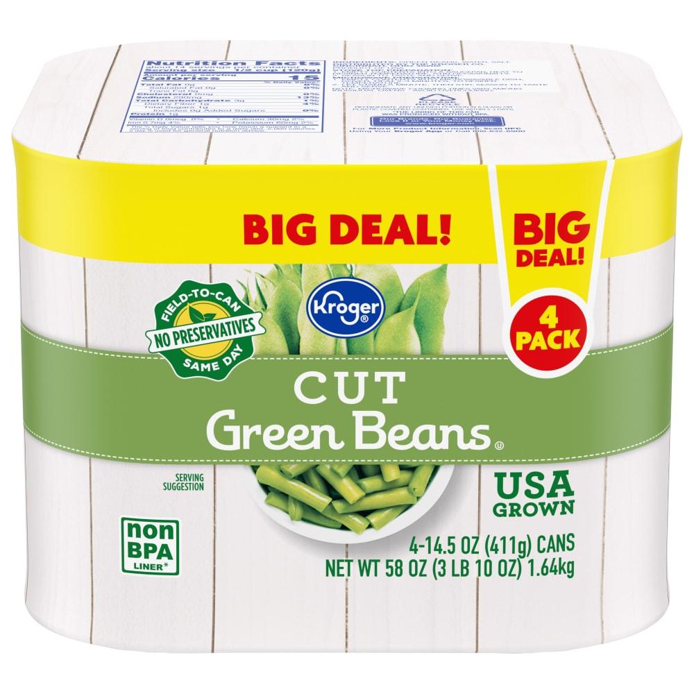 King Soopers - Kroger® Cut Green Beans