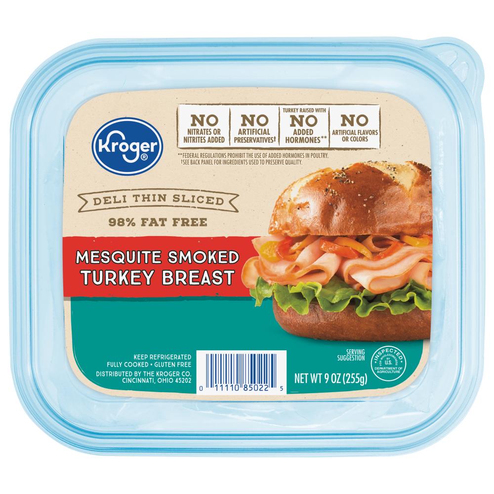 Calories in turkey breast meat