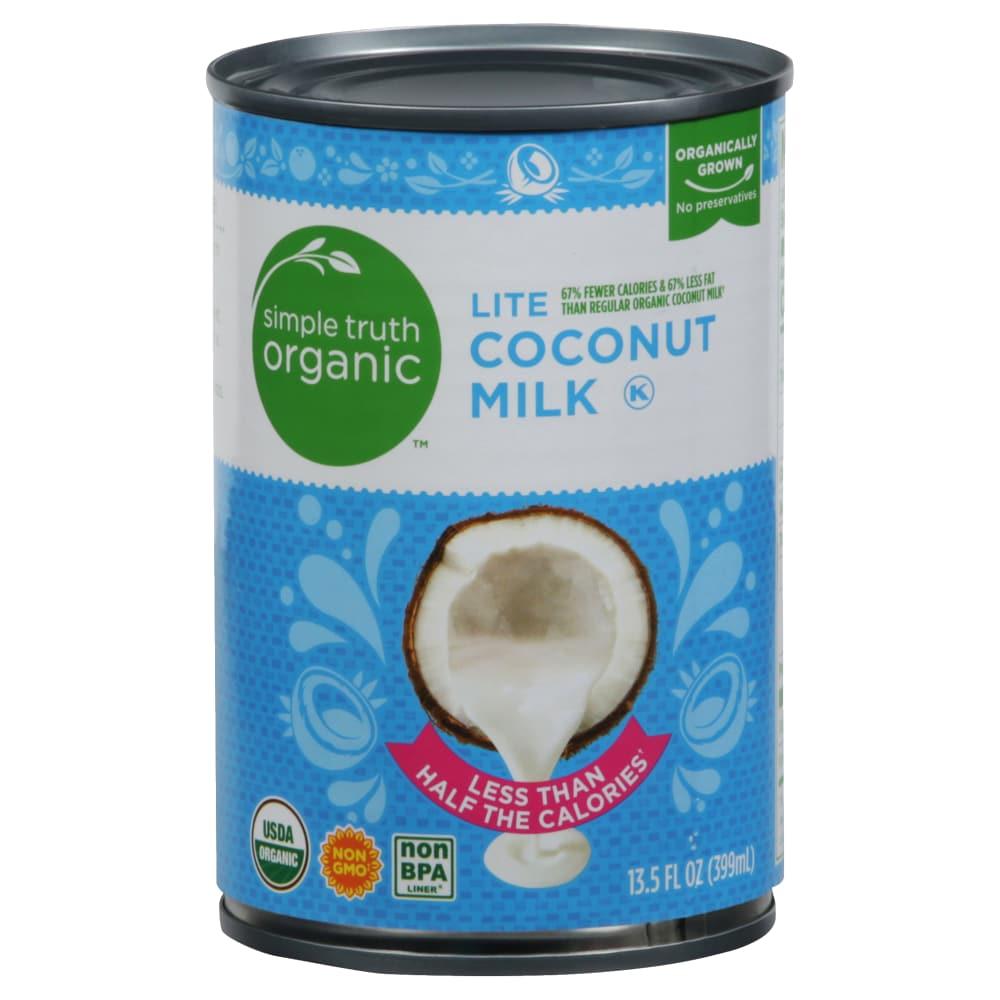 Coconut Milk Vs Milk How Do They Compare