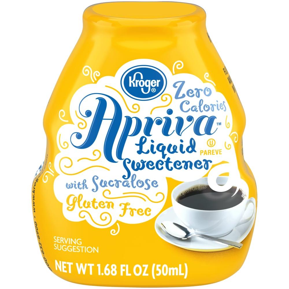 Apriva Zero Calorie Liquid Sweetener