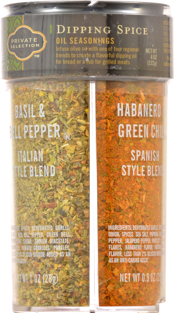 Kroger - Private Selection™ Dipping Spice, 3 6 oz