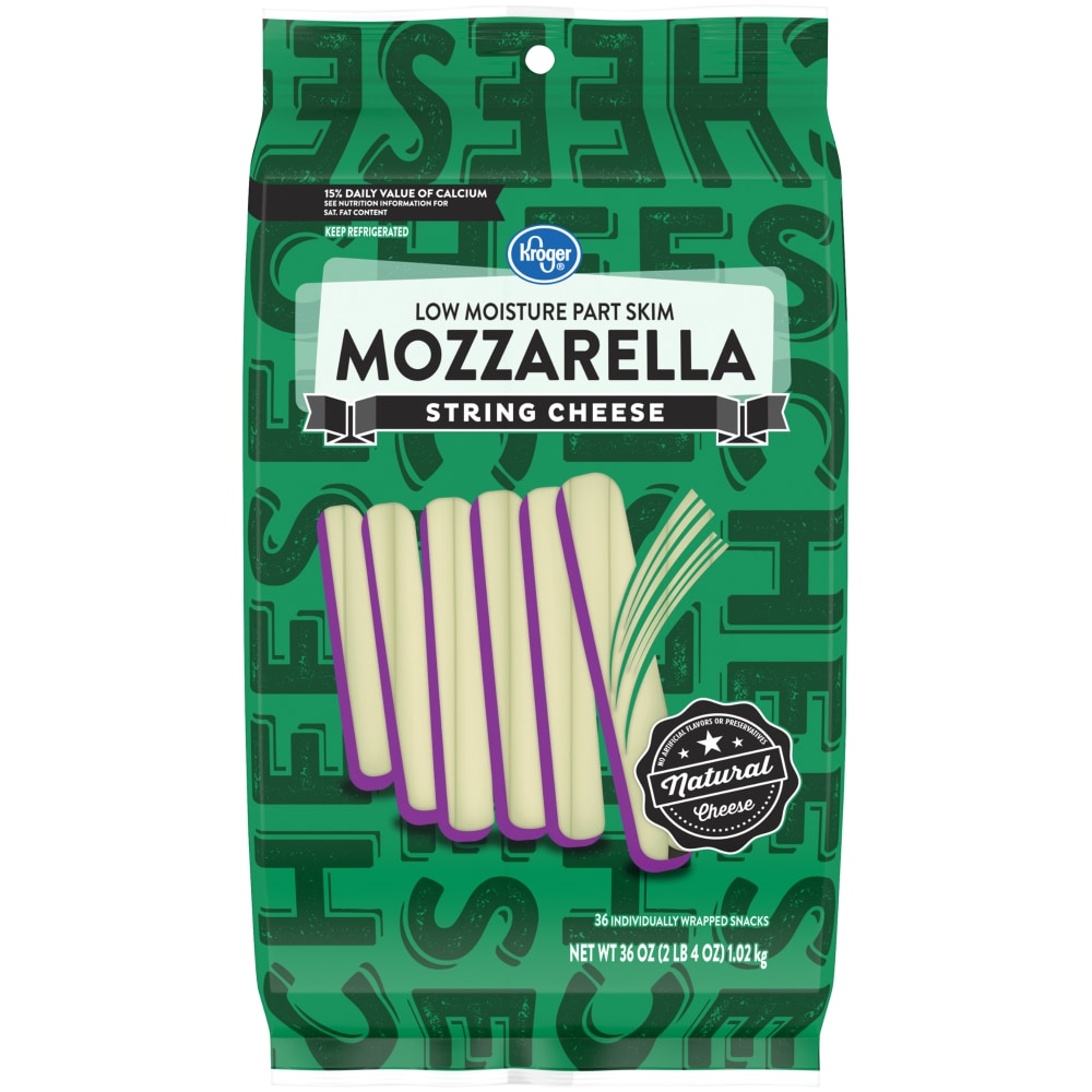 Kroger® Mozzarella String Cheese