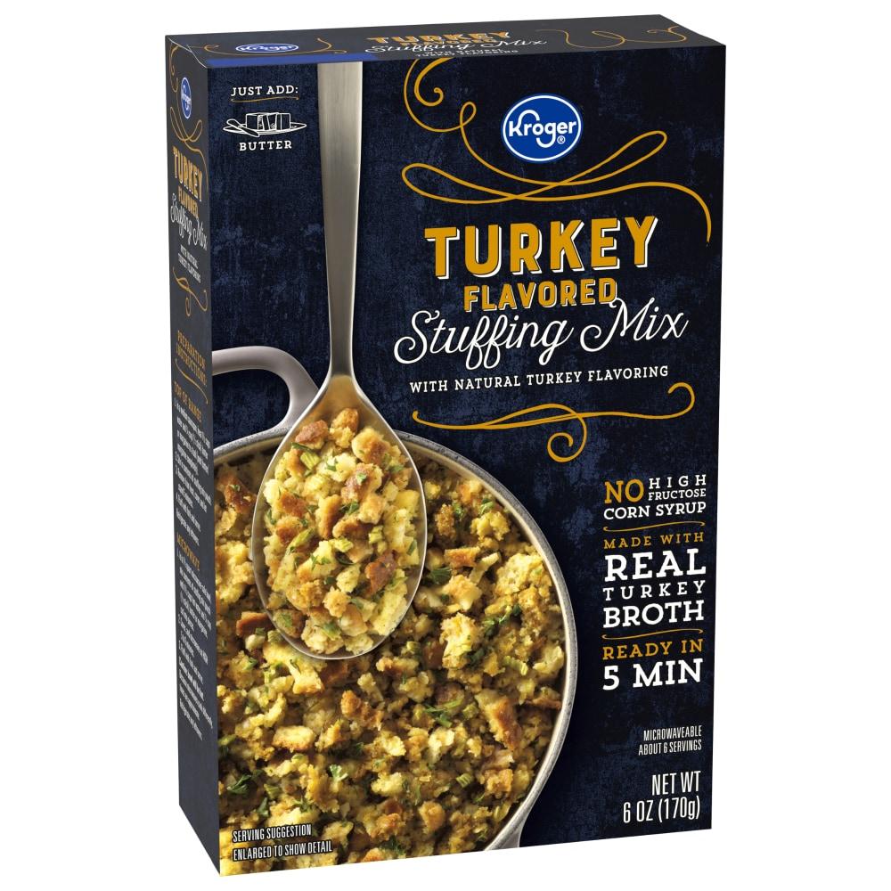 Kroger® Turkey Flavored Stuffing Mix