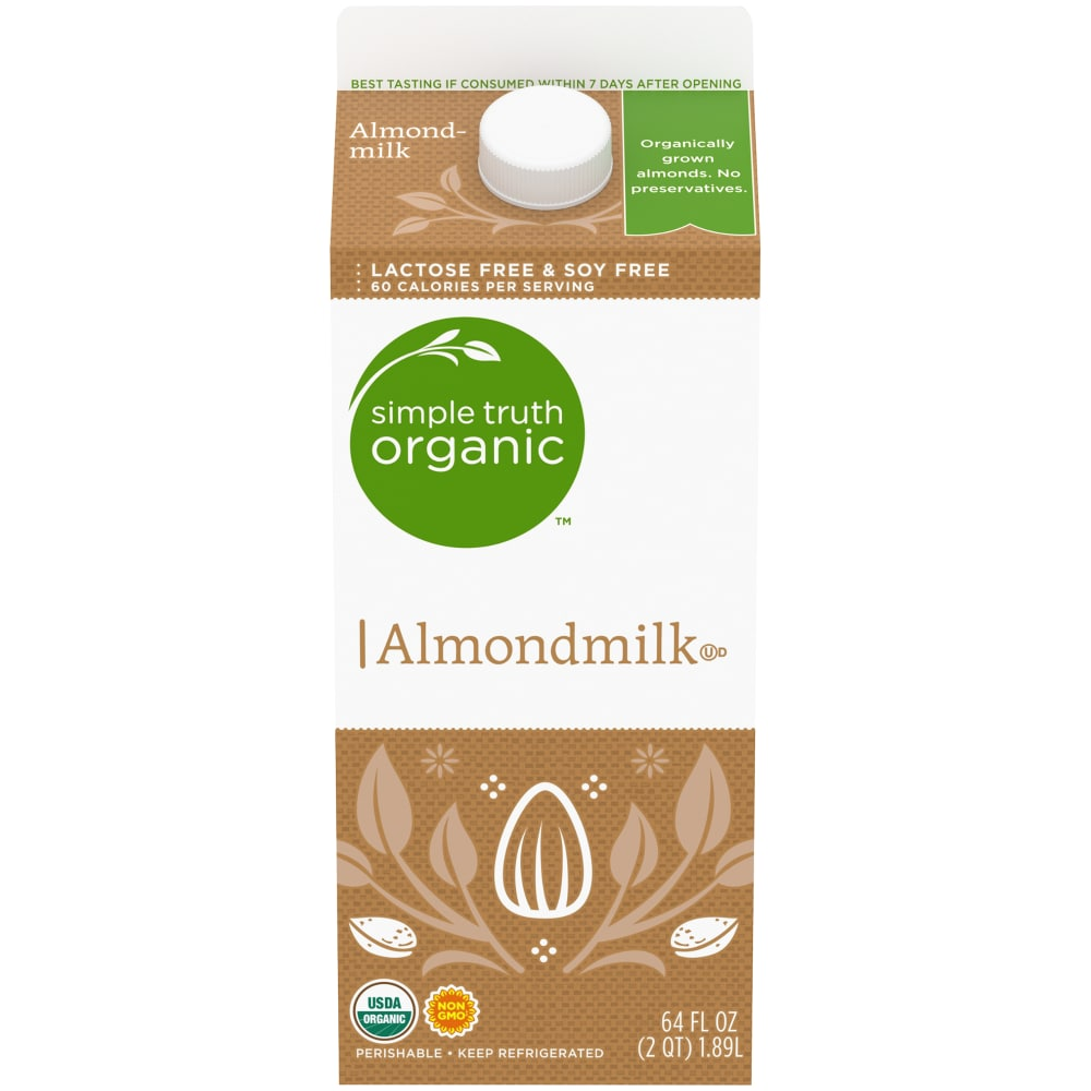 Smith's Food and Drug - Simple Truth Organic™ Almond Milk, 1