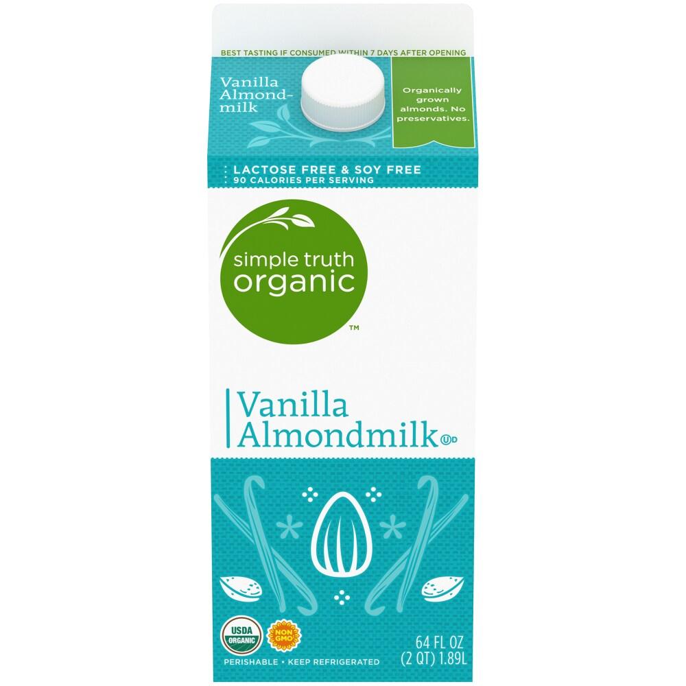 King Soopers - Simple Truth Organic™ Vanilla Almondmilk