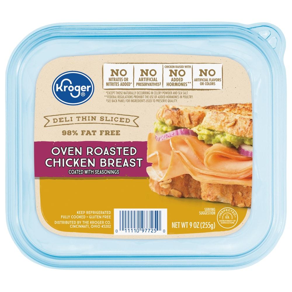 Kroger - Kroger® Deli Thin Sliced Oven