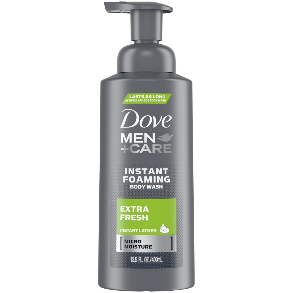 Kroger Dove Men Care Extra Fresh Foaming Body Wash 13 5 Fl Oz