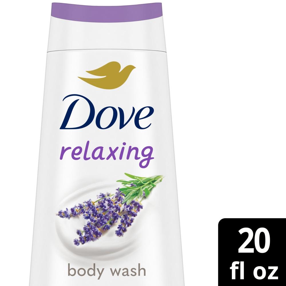 Metro Market Dove Relaxing Lavender Body Wash 22 Fl Oz