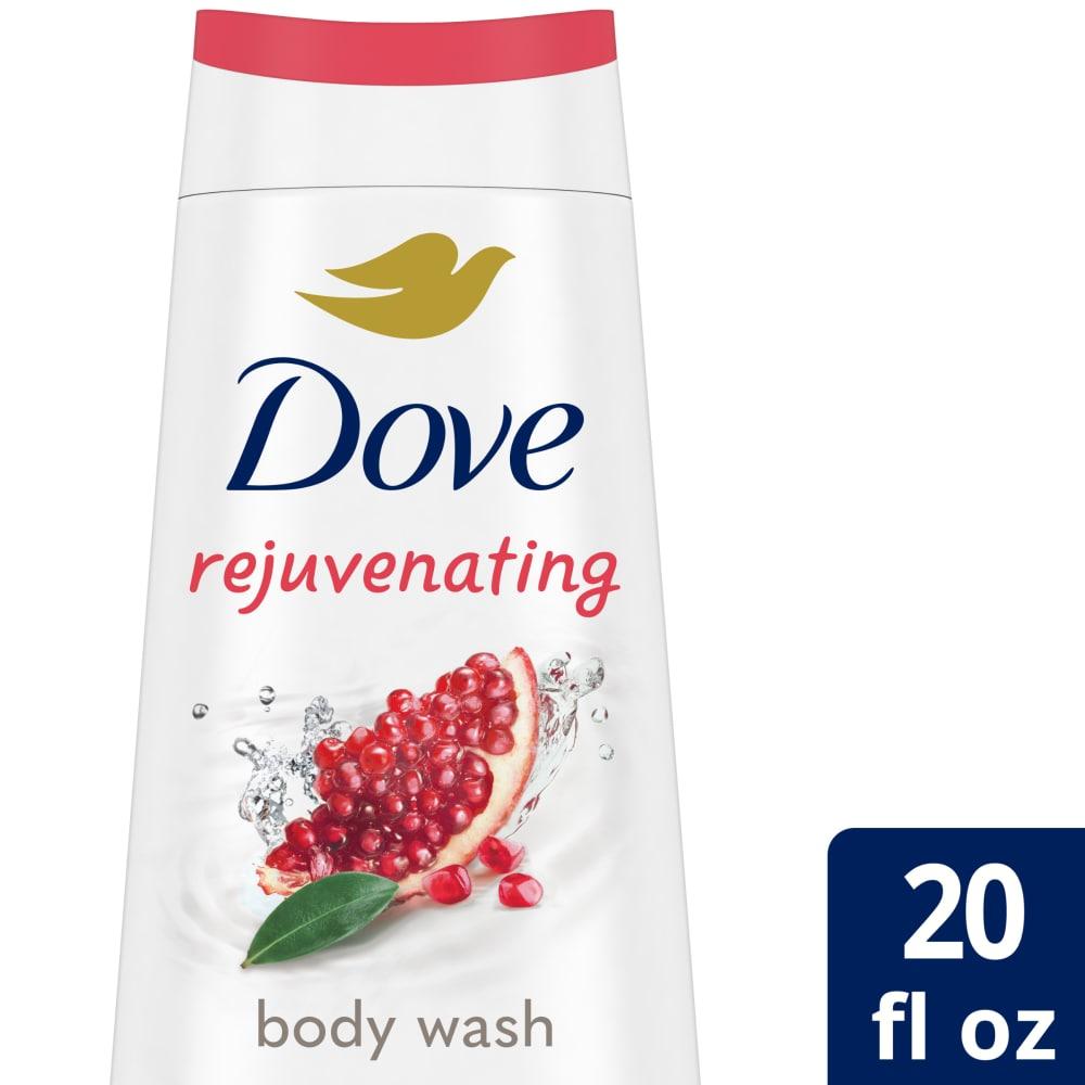 Ralphs Dove Go Fresh Pomegranate And Lemon Verbena Scent Body Wash 22 Fl Oz