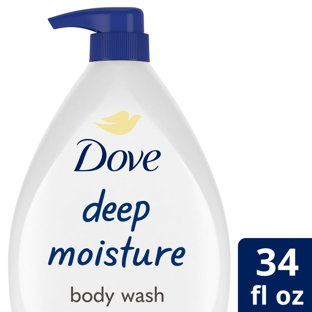 Kroger Dove Deep Moisture Nourishing Body Wash 34 Fl Oz