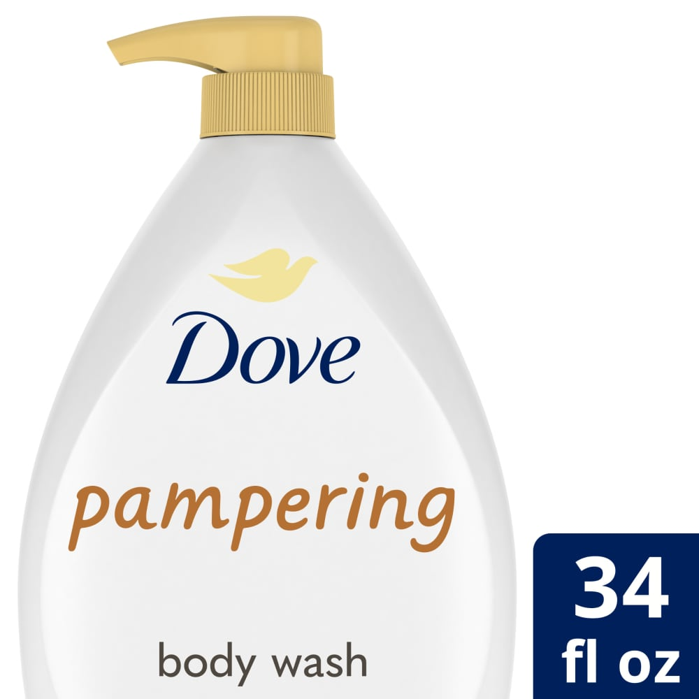 Kroger Dove Purely Pampering Body Wash With Shea Butter Warm Vanilla 34 Fl Oz