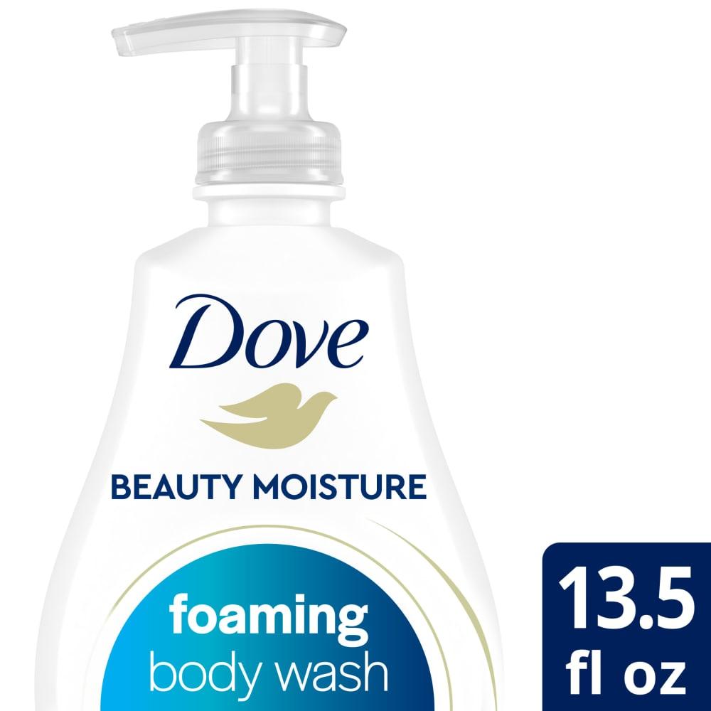 Kroger Dove Deep Moisture Instant Foaming Body Wash Pump 13 5 Fl Oz