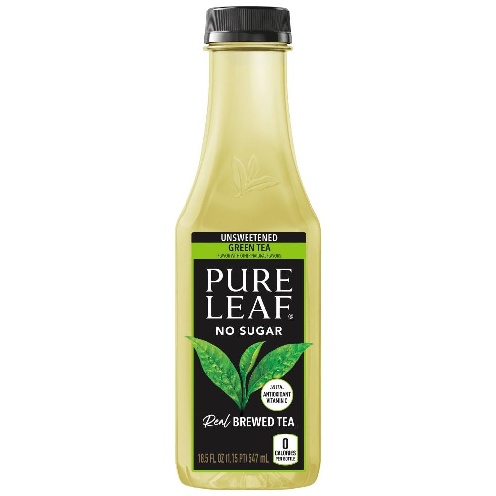 Pure Leaf Unsweetened Iced Green Tea
