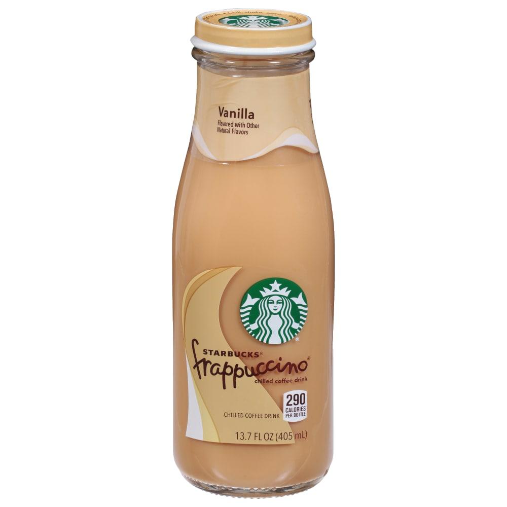 Starbucks Vanilla Frappuccino Chilled