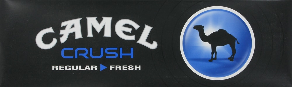 image regarding Printable Camel Cigarette Coupons called Kroger - Camel Crush Cigarettes, 1 Carton