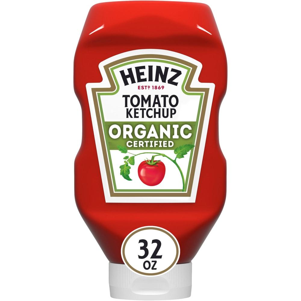 Kroger - Heinz Organic Tomato Ketchup, 32 oz