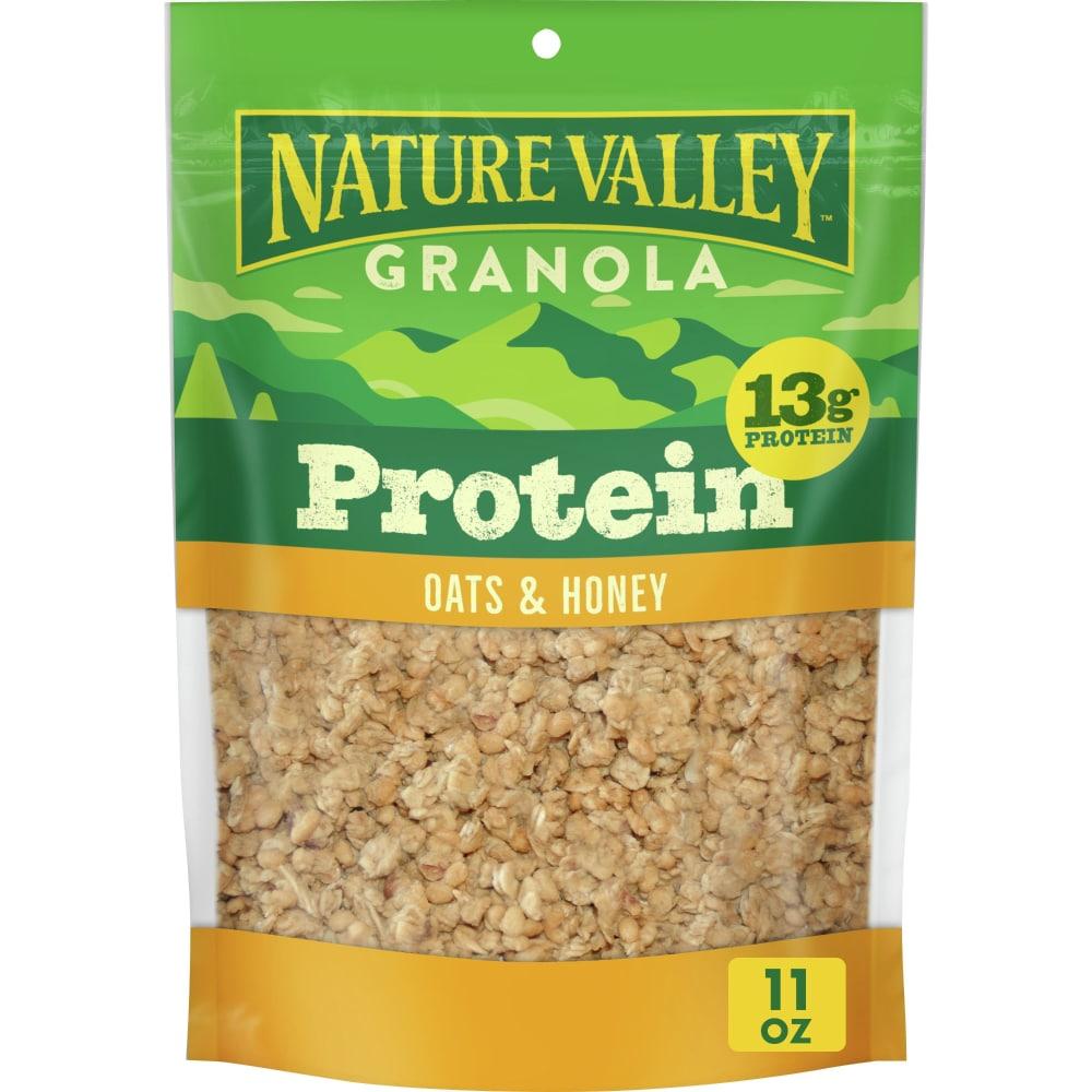 Oats & Honey Protein Granola