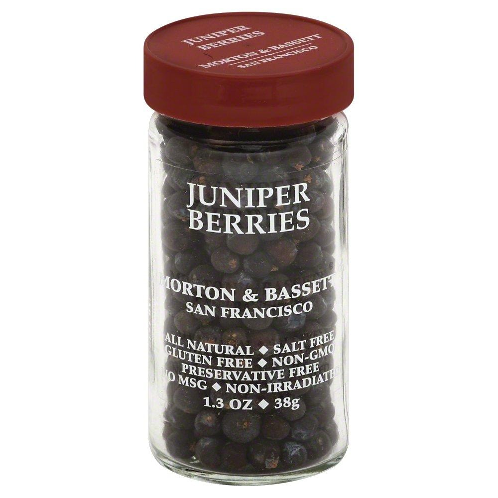 Kroger - Morton & Bassett Juniper Berries, 1 3 oz
