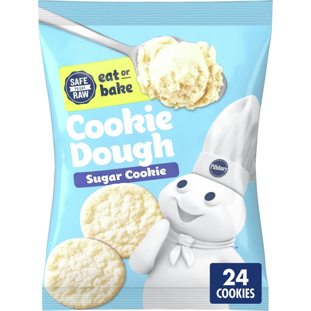 Kroger Pillsbury Sugar Cookie Dough 16 Oz