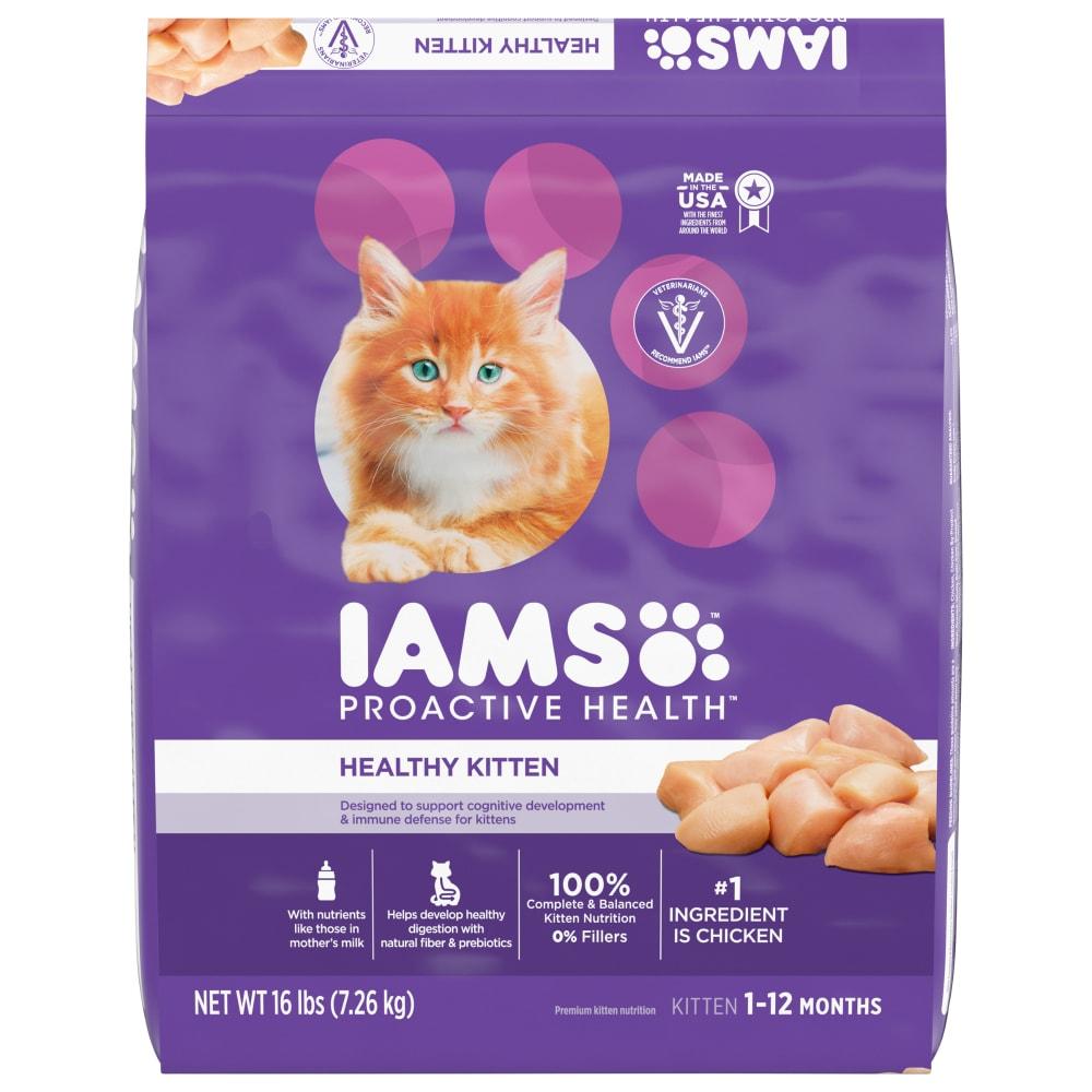 diet cat food iams