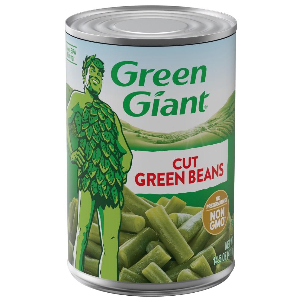 Kroger - Green Giant Cut Green Beans