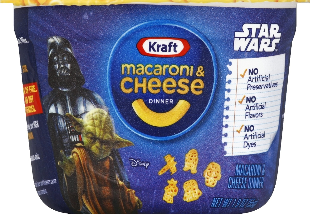 City Market Kraft Easy Mac Star Wars Shapes Macaroni Cheese