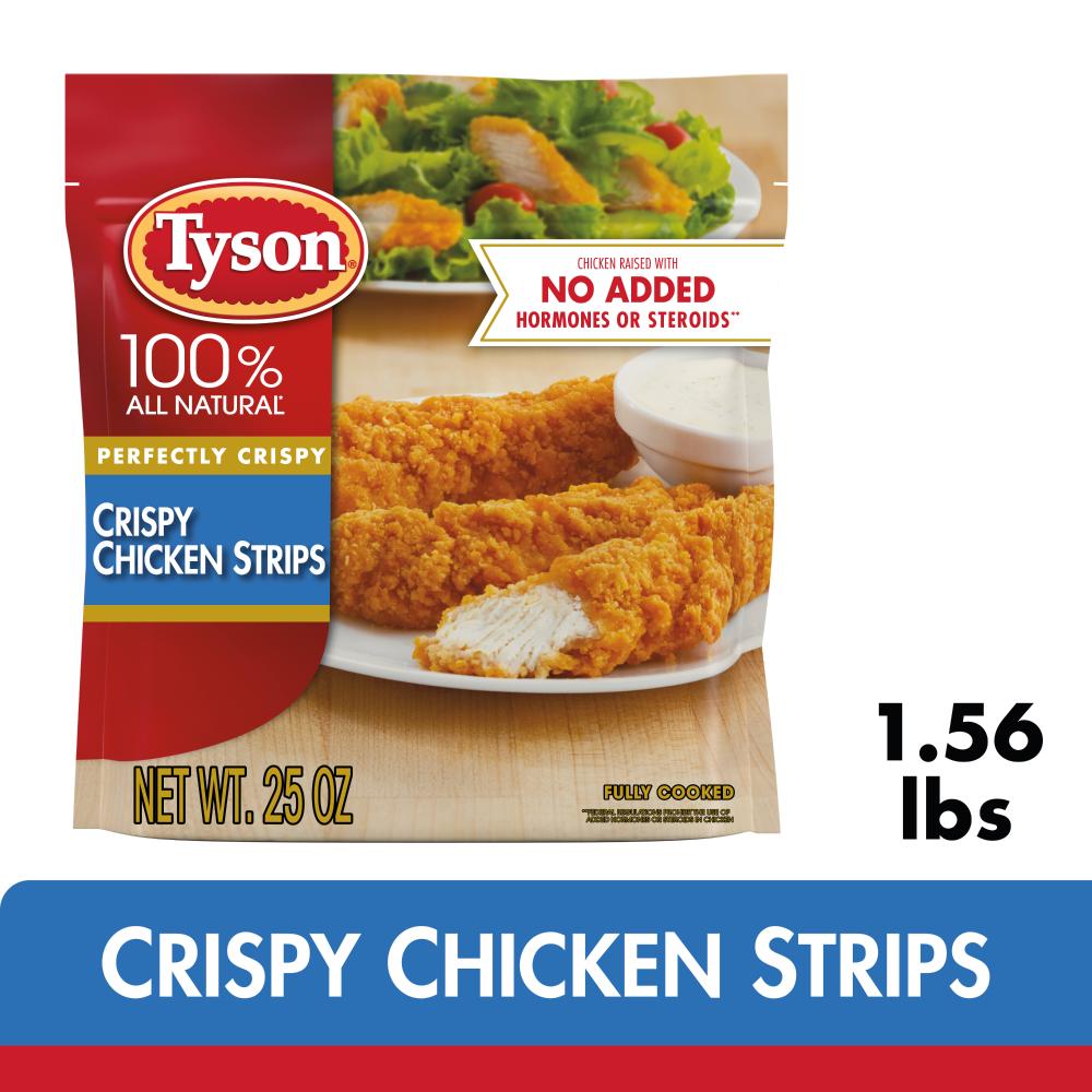 Baker's - Tyson Crispy Chicken Strips, 25 oz