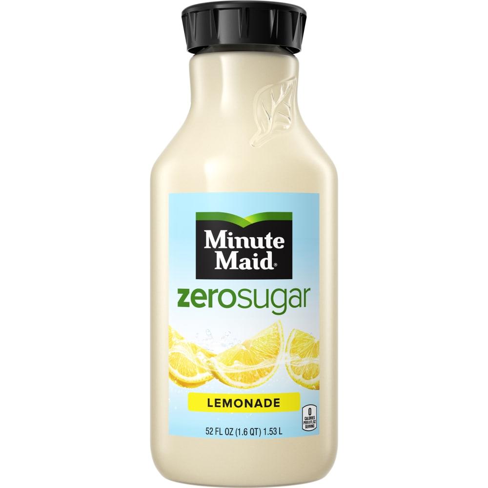 Minute Maid Zero Sugar Lemonade