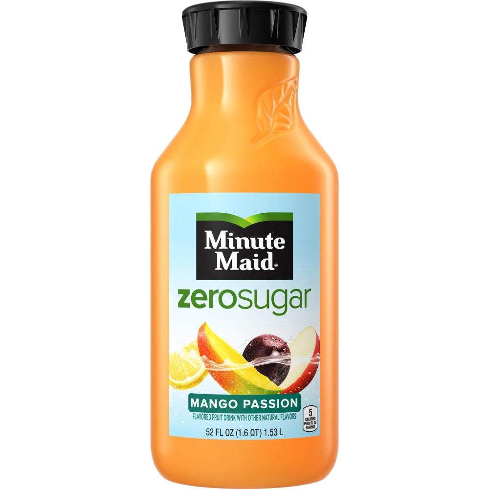 Minute Maid Zero Sugar Mango Passion
