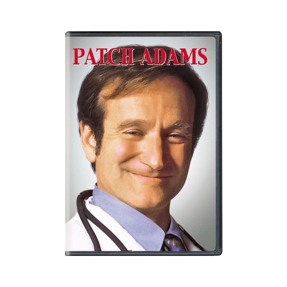 City Market Patch Adams 1998 Dvd 1 Ct