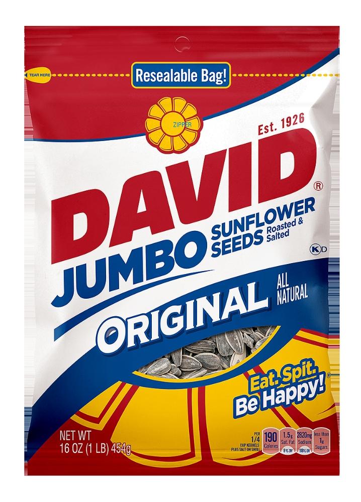 David Jumbo Original Sunflower Seeds