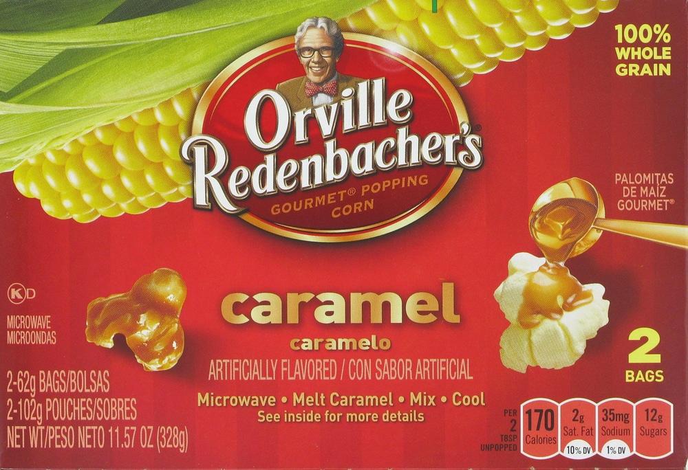 Orville Redenbacher's Caramel Popcorn