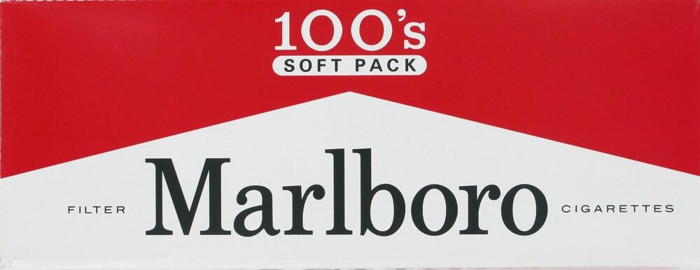 Mariano S Marlboro 100s Cigarettes 1 Ct