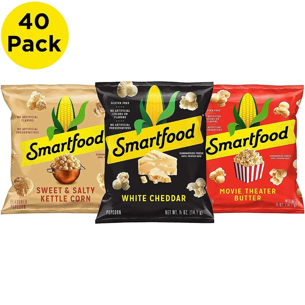 Smartfood Flavored Popcorn Variety Pack