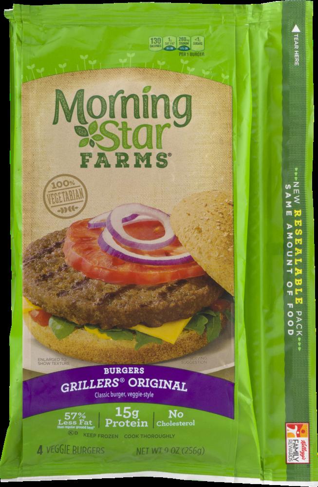 Ralphs - MorningStar Farms Grillers