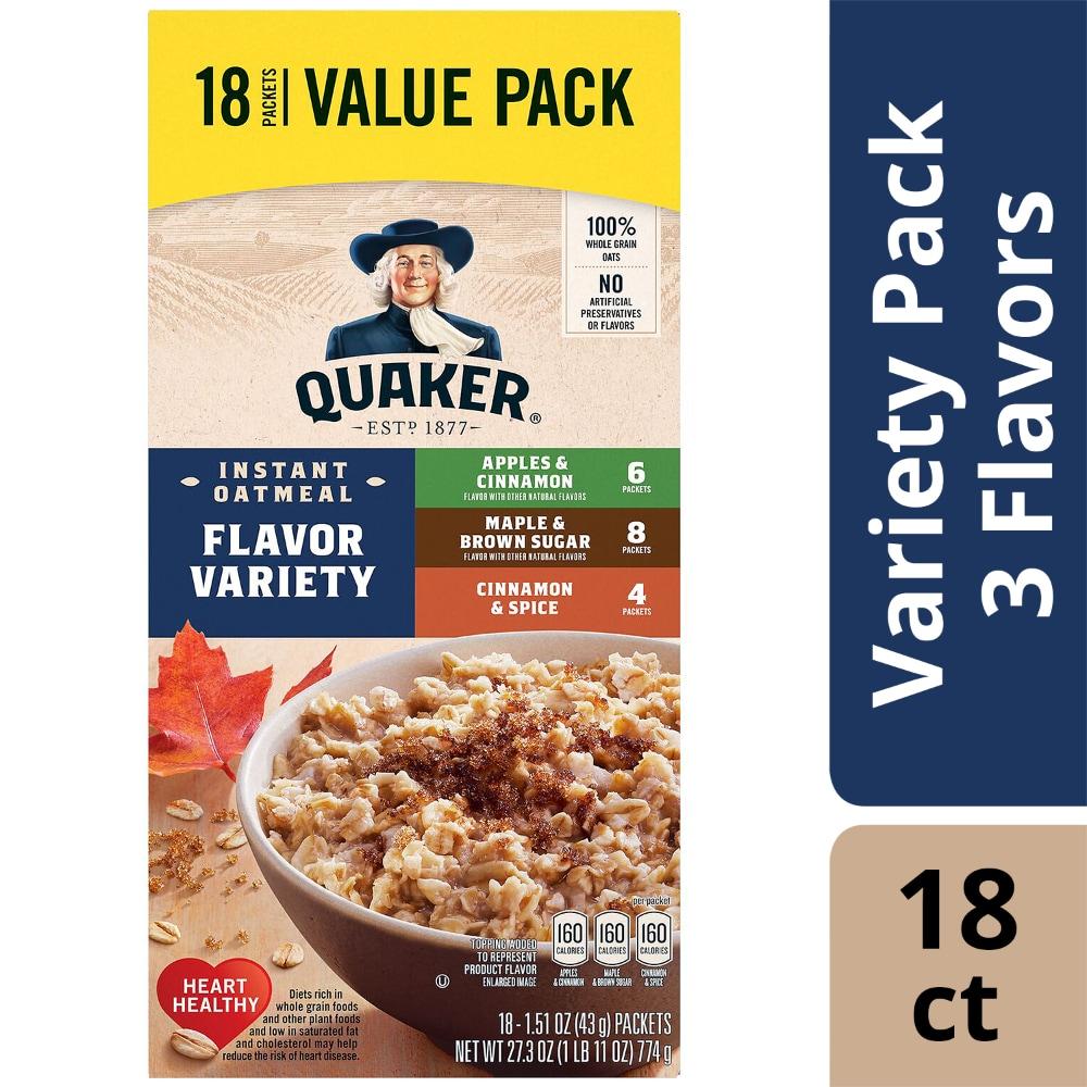 Pick 'n Save - Quaker Insant Oatmeal