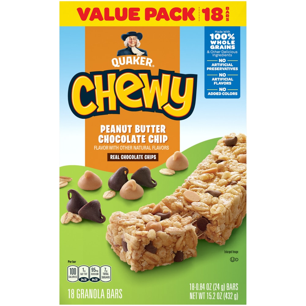 Fred Meyer - Quaker Chewy Peanut Butter