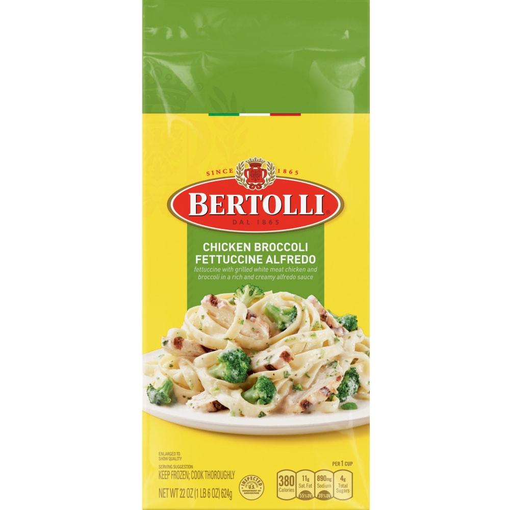 Bertolli Chicken Broccoli Fettuccine