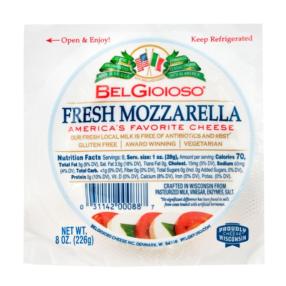 Fry S Food Stores Belgioioso Fresh Mozzarella Cheese 8 Oz