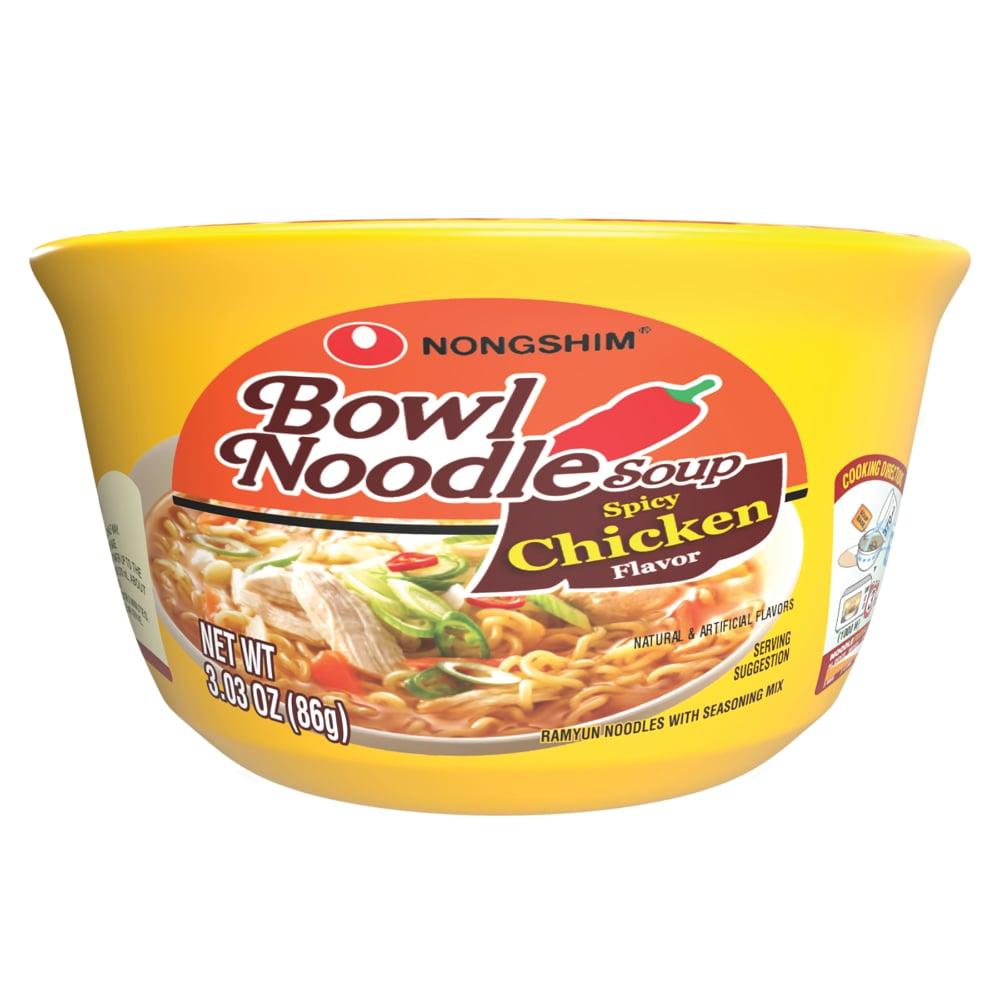 Kroger - Nongshim Spicy Chicken Flavor