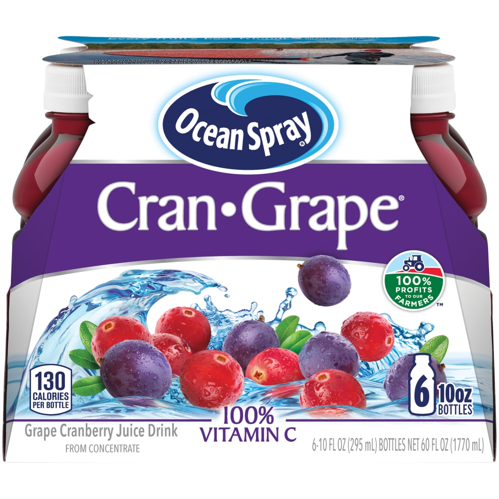 is ocean spray cranberry juice good for you